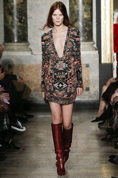 Emilio Pucci ,Milan Fashion Week A/W 14-15