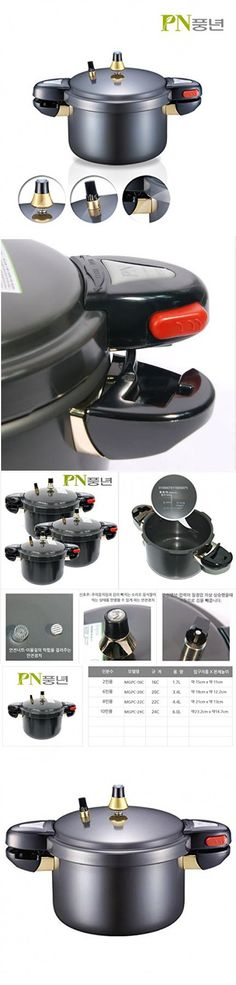 PN Mega Pearl Pressure Rice Cooker Metallic Black Color Aluminum Coating for Home Cooking (MGPC-24C (5.8L, 10 person))