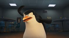 Century Fox and DreamWorks Animation have revealed an adorable new clip from the animated comedy The Penguins of Madagascar, the spin-off from the Magadascar film series. Madagascar Movie, Penguins Of Madagascar, Admirateur Secret, Penguin Awareness Day, Sexy Geek, Destroyer Of Worlds, Dreamworks Animation, Famous Movies, The Hollywood Reporter