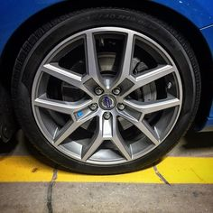 The @pirellitirenorthamerica Sottozero winter tires are helping our Volvo V60 keep its grip during the artic blast this weekend. #pirellitires #Volvo #polestar #swedespeed