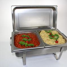 Sojabolognese mit Spaghetti