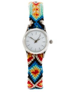 Friendship Bracelet Watch! love it