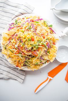 Loaded Veggie Nachos - Good Cook Good Cook