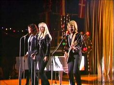 ABBA : Take A Chance On Me - Switzerland (HQ 720p Encode) -- recorded l978