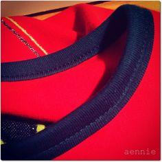 aennie: Die Sache mit den Halsabschlüssen - Fotoflut