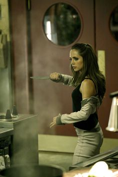 "Eliza Dushku in Dollhouse | Dollhouse - ""Echo"" - Eliza Dushku 