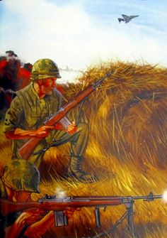 US troops in Vietnma