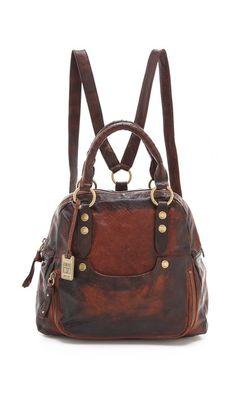 Frye Elaine Vintage Backpack Bag..aaahhhh