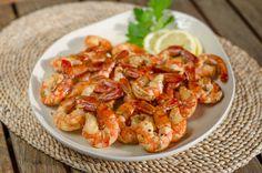 Easy Smoked Shrimp | Cook Eat Paleo