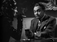 Edward G Robinson, The Woman in the window