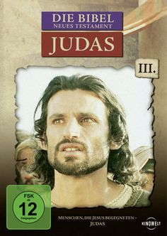 Cover - Die Bibel: Neues Testament, Teil 3 - Judas