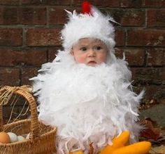 26 Babies Who Just Want Halloween To Be Over Already