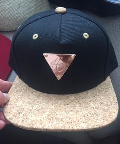 Gold plate Hater snapback
