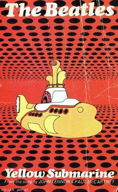 Een tekenfilm waarin veel fantasievolle dingen gebeuren. Vlekken die gaten blijken te zijn ed. Waarschijnlijk geïnspireerd op hun vele lsd-trips