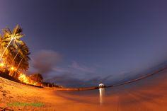 . . early morning . . Waikiki Beach . . Honolulu, Hawaii . .