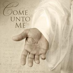 """""""Come unto me http://facebook.com/173301249409767, all ye that labor and are heavy laden, and I will give you rest. Take my yoke upon you, and learn of me; for I am meek and lowly in heart: and ye shall find rest unto your souls. For my yoke is easy, and my burden is light"""" (Matt. 11:28-30). http://lds.org/scriptures/nt/matt/11.28-30#27 Enjoy more inspiring images, scriptures, and uplifting messages from the #HolyBible http://facebook.com/212128295484505 #ShareGoodness"""