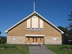 Ripon (église Saint-Casimir), Québec, Canada (45.784957, -75.099472)