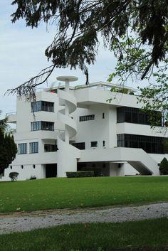 Villa Diricks, 1935 by M. Leborgne