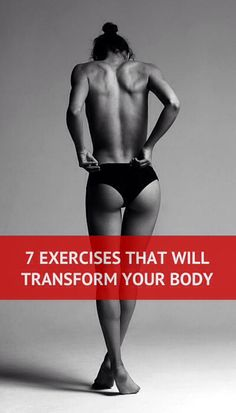 7⃣ Exercises That Will Transform Your Body!#Health&Fitness#Trusper#Tip