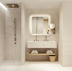 Bathroom decor for your bathroom remodel. Discover master bathroom organization, bathroom decor suggestions, bathroom tile a few ideas, master bathroom paint colors, and much more. Bathroom Inspiration, Simple Bathroom, Bathroom Vanity, Shower Cubicles, Small Bathroom, Modern Bathroom, Bathroom Decor, Gorgeous Bathroom, Modern Bathroom Design