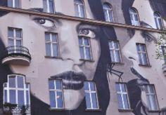 Street Art by Darren Johnson, located in Berlin, Germany