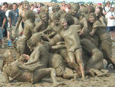 Woodstock Mud, down & dirty