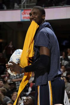 Roy Hibbert's 18 points led the Pacers in Cleveland on Dec. 21, 2012.  Indiana led by as many as 18 late in the fourth quarter.