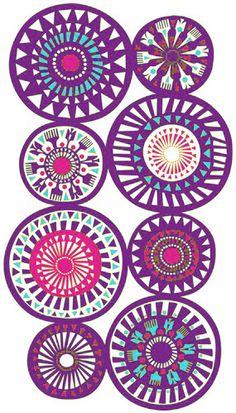 Sanna Annukka / Taikamylly - purple