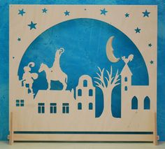 Saint Nicola Decoration (7217)