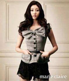 The antagonist female lead from secret garden.. look her up :)