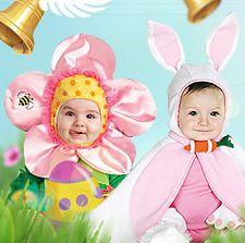 Enfants Lapin De Pâques Oreilles Chapeau Enfants Déguisement Fantaisie Pâques Fête Accessoires Costume