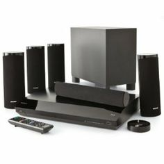 8 best electronics home theater systems images on pinterest home rh pinterest com Sony BDV- N8100W 5 1 Sony BDV- T57