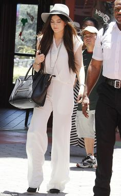 659cffd4c62e Celeb Diary  Kylie Jenner in Universal City