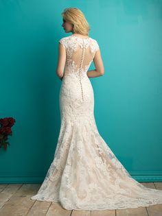 Allure 9264 - #Allure #Bridal - #Venus Bridal Collection : Style #9264 Allure #Bridals #spring #2016 #Weddinggown #weddingdress, #wedding #bridalgown #bridaldress #weddinggowns #bridalgowns #weddingdresses #bridaldresses #gowns #dress #dresses #partydress #prom #gown #promdresses #promdress #eveningdress #eveninggown #bridalstore #bridalshop #Wedding #bridesmaid #motherofbride #mother #motherofgroom #groom #motherdress #flowergirl #maids #laceweddinggown #lace #laceweddingdress
