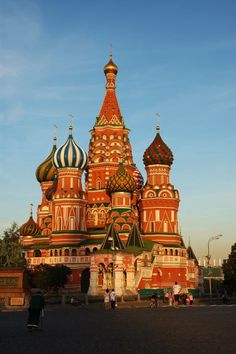 St. Basil's Cathedral, Moscow, Russia St Basil's, Moscow Russia, Monuments, Barcelona Cathedral, Building, Travel, Bon Voyage, Travel Tourism, Draping