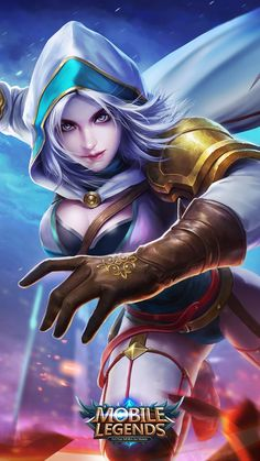 Wallpaper HD Odette Mobile Legendsis free HD Wallpaper Thanks for you visiting Odette mermaid princess Mobile legends Bang Bang HD Wallpap. Mobile Legend Wallpaper, Hero Wallpaper, Wallpaper Keren, Game Character, Character Design, Ashe League Of Legends, Miya Mobile Legends, Alucard Mobile Legends, Moba Legends