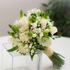 Ramo de novia Ambassador - quedeflores.com - Flores todo el año