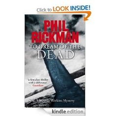 On sale today for £0.99: To Dream of the Dead by Phil Rickman, 479 pages, 4.7 stars, 44 reviews