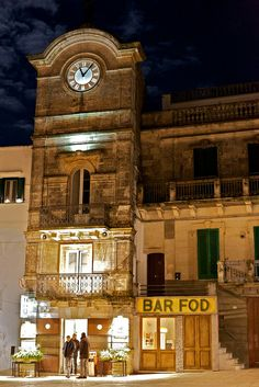 Cisternino - Cloctower | Flickr - Photo Sharing!