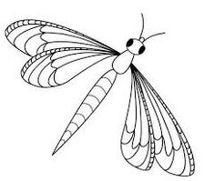 Image result for drawings of dragonflies on pinterest