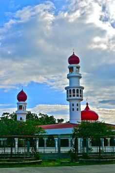 Taluksangay Masjid in barangay | Beautiful Mosques Gallery around the world