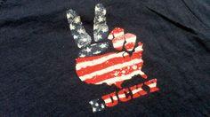 LUCKY BRAND Men T Shirt V Neck M LUCKY Navy Blue 100%  Cotton  Short Sleeve  #LuckyBrandAuthentic #GraphicTee