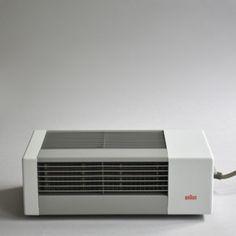 Braun H2 fan heater