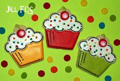 Cupcookies! by Jill FCS, via Flickr