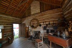 Claiborne Kyle historic log home in Kyle Texas