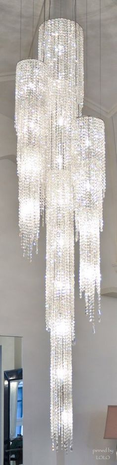 A beautiful chandelier. #lighting #chandelier