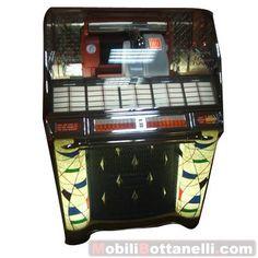 # Vintage Jukebox @ MobiliBottanelli