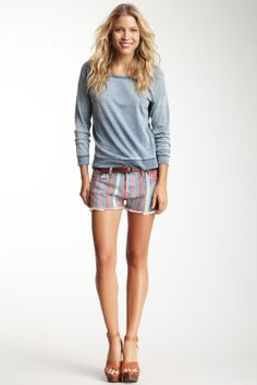 Style note heels how to wear with shorts keep it light and casual