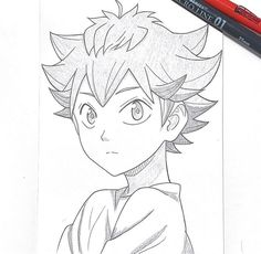 3d Art Drawing, Anime Drawing Styles, Anime Character Drawing, Art Drawings Sketches Simple, Manga Drawing, Cartoon Drawings, Manga Art, Anime Boy Sketch, Baybayin