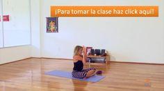 108. Hatha Yoga - Aliviar Espalda | El día de hoy vamos a realizar una clase de Hatha Yoga enfocada en la espalda, que nos va a ayudar a liberar tensión y trabajar para aliviar el dolor de hombros y cuello. Namaste